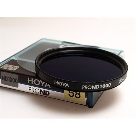 Hoya 58mm Pro ND1000x Neutral Density thumbnail