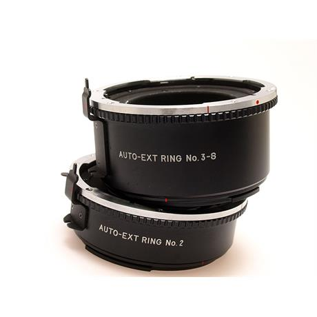 Mamiya M645 Extension Tubes No2 & 3s thumbnail
