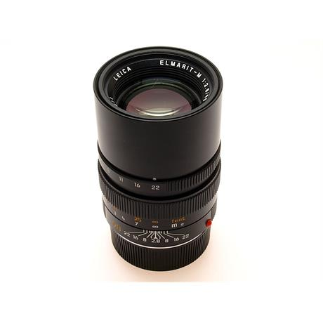 Leica 90mm F2.8 M Black thumbnail