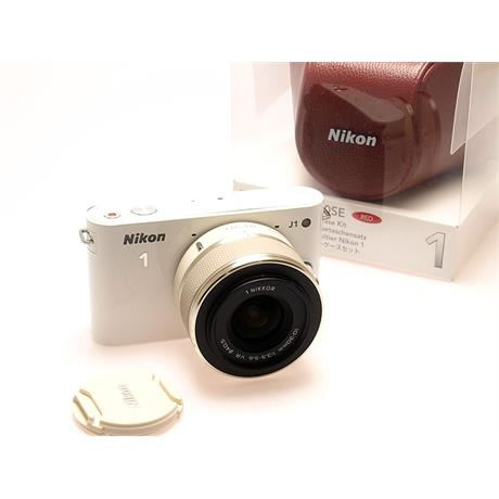 Nikon J1 White + 10-30mm thumbnail
