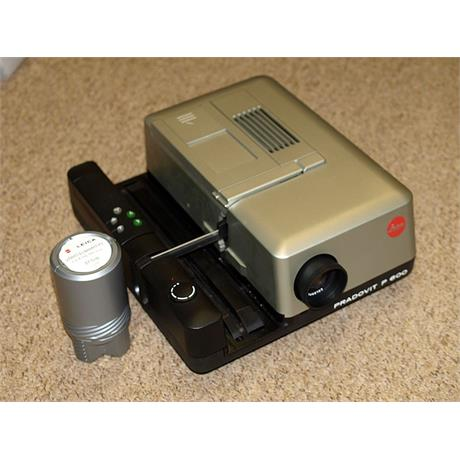 Leica P600 + 90mm F2.5 + 70-120mm thumbnail