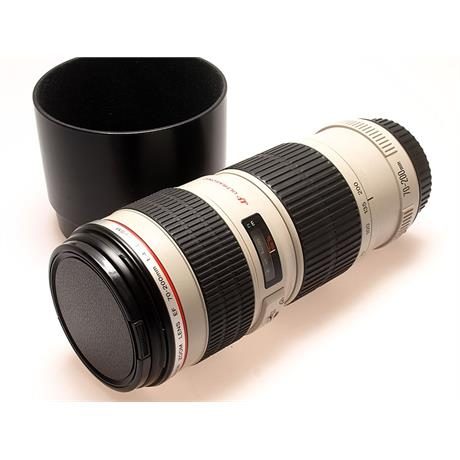 Canon 70-200mm F4 L USM thumbnail