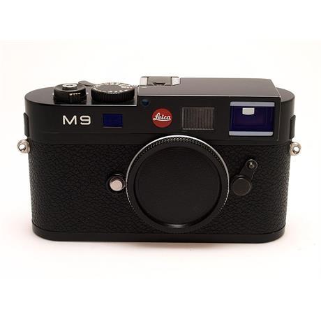 Leica M9 Body Only - Black thumbnail
