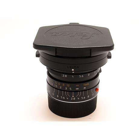 Leica 24mm F2.8 Asph M Black thumbnail