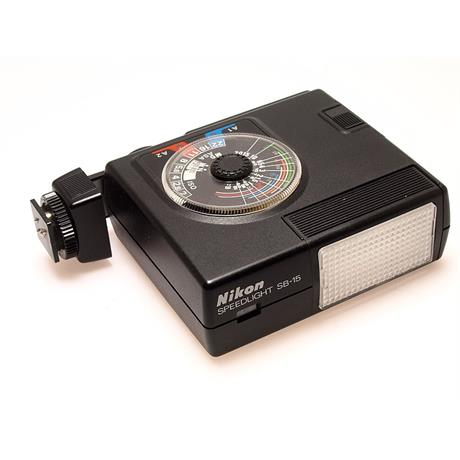 Nikon SB15 Speedlight thumbnail
