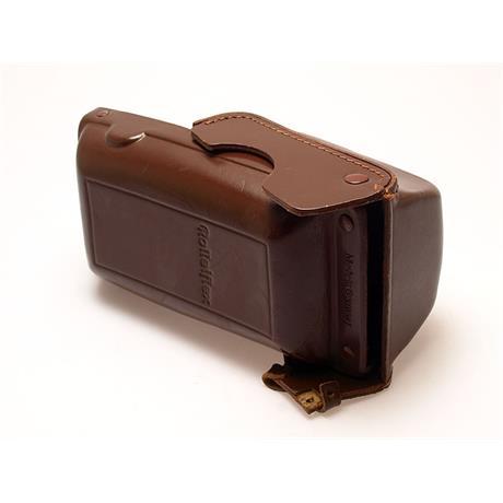 Rolleiflex Bepri Leather Front Case thumbnail