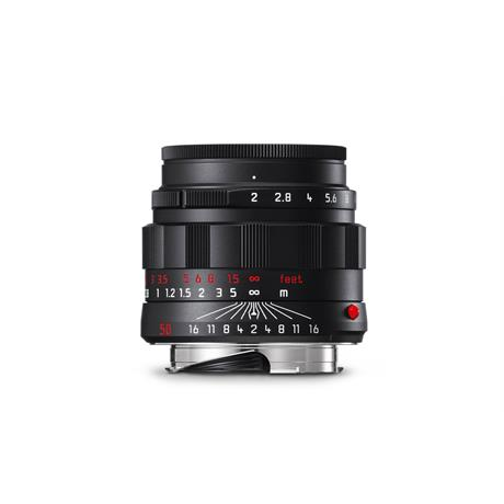Leica 50mm F2 Apo Asph M Black Chrome thumbnail