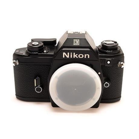 Nikon EM Body Only thumbnail