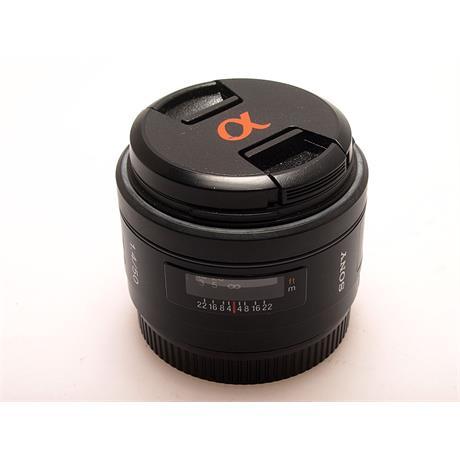 Sony 50mm F1.4 AF thumbnail
