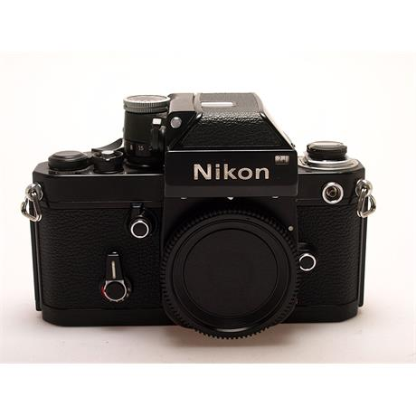 Nikon F2 Photomic Body Only - Black thumbnail