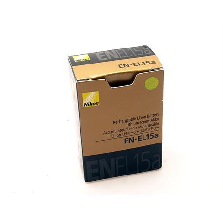 Nikon EN-EL15A Battery thumbnail