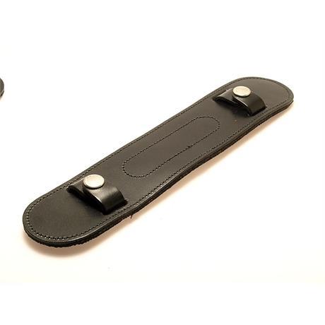 Billingham SP15 Leather Shoulder Pad - Black thumbnail