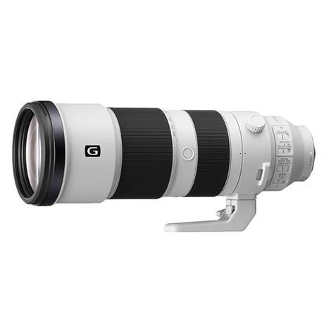 Sony 200-600mm F5.6-6.3 G OSS FE thumbnail