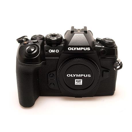 Olympus OM-D E-M1 II Body Only thumbnail