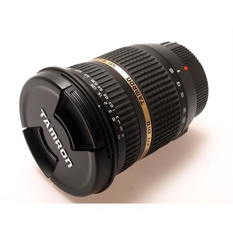 Tamron 10-24mm F3.5 Di II ASph - Pentax AF thumbnail