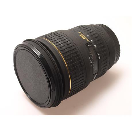 Sigma 20-40mm F2.8 DG - Canon EOS thumbnail