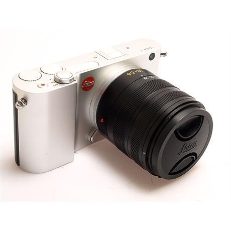Leica T Silver + 18-56mm Asph thumbnail