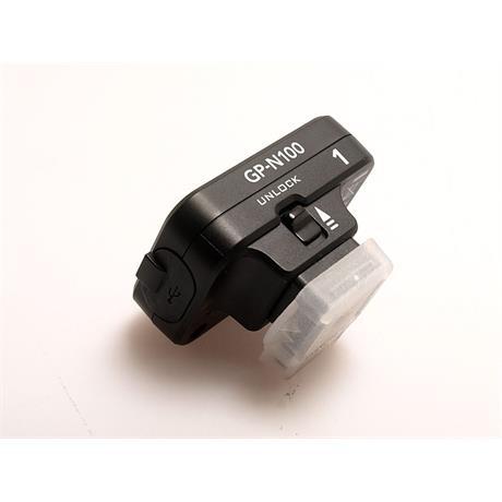 Nikon GP-N100 GPS Unit - Black thumbnail