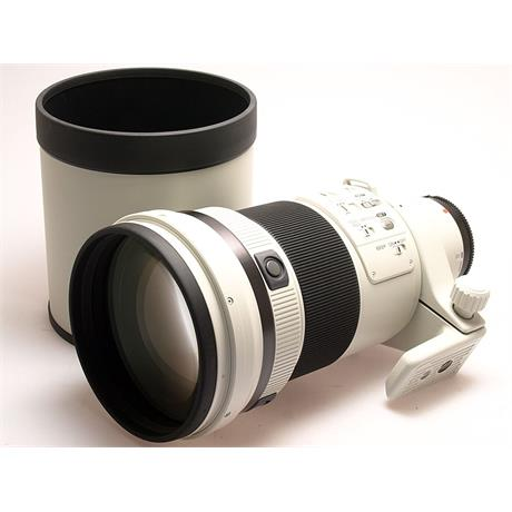 Sony 300mm F2.8 G SSM  thumbnail