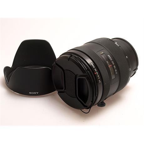 Sony 16-50mm F2.8 DT SSM thumbnail