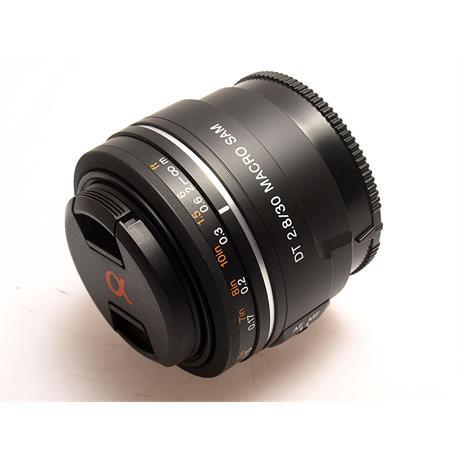Sony 30mm F2.8 SAM Macro thumbnail