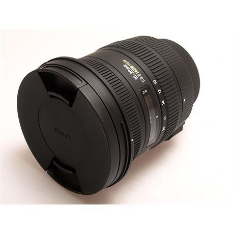 Sigma 10-20mm F3.5 EX DC HSM - Nikon AF thumbnail