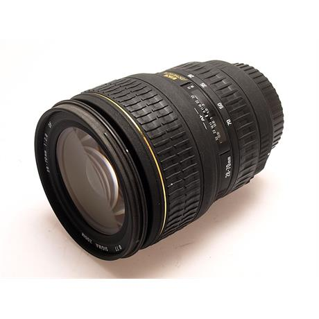 Sigma 28-70mm F2.8 EX DF - Canon EOS thumbnail