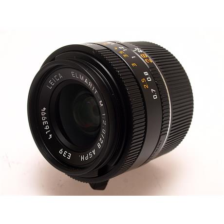 Leica 28mm F2.8 Asph M Black 6bit thumbnail