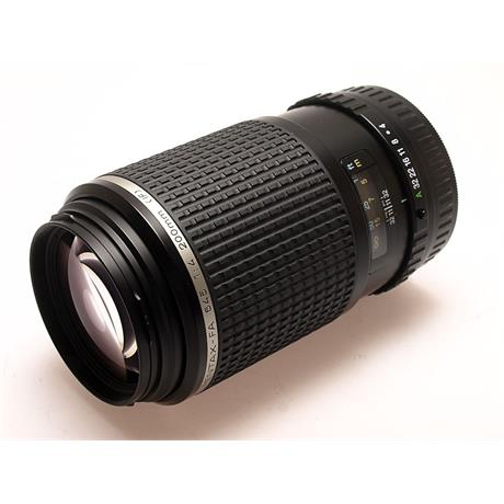Pentax 200mm F4 FA thumbnail