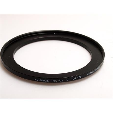 Heliopan 86-105 filter Adapter thumbnail