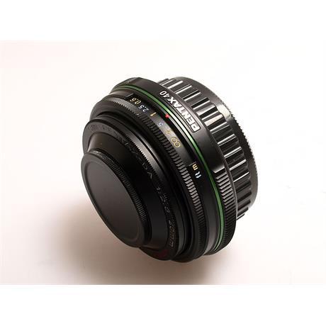 Pentax 40mm F2.8 SMC DA Limited thumbnail
