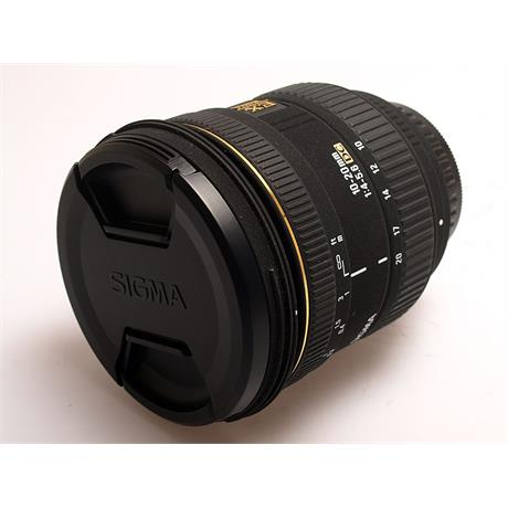 Sigma 10-20mm F4-5.6 DC HSM thumbnail