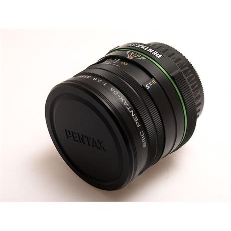 Pentax 35mm F2.8 DA Macro HD thumbnail