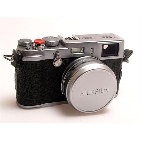 Fujifilm X100s Silver thumbnail