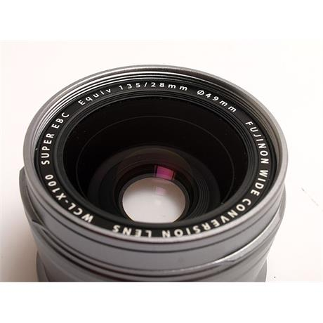 Fujifilm WCL-X100 Wide Conversion Lens thumbnail
