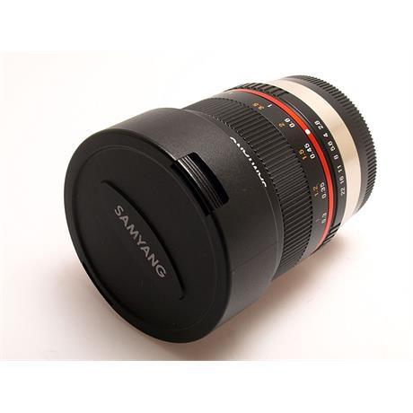 Samyang 8mm F2.8 UMC Fisheye II - Fujifilm X thumbnail