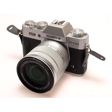 Fujifilm X-T20 + 16-50mm XC - Silver thumbnail