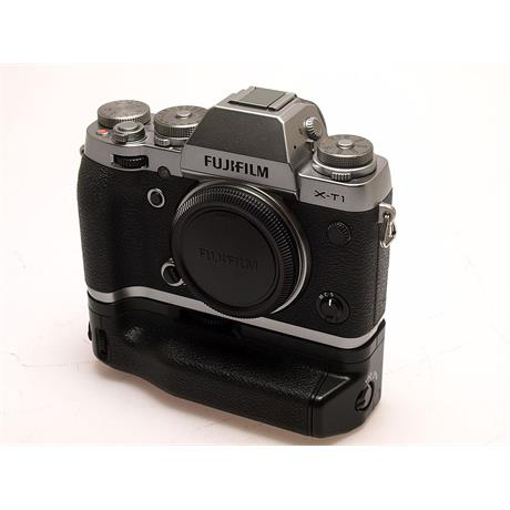 Fujifilm X-T1 Graphlite Body + Grip  thumbnail