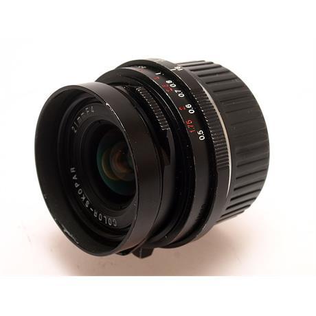 Voigtlander 21mm F4 VM (No Finder) thumbnail