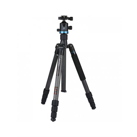 Benro iFOTO Carbon Tripod Kit + IB2 Head thumbnail