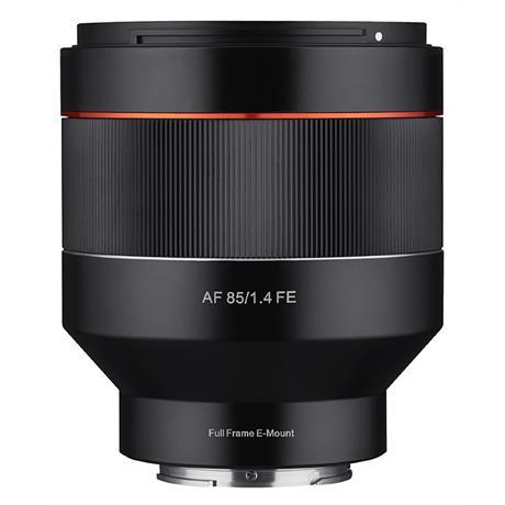 Samyang 85mm F1.4 AF - Sony E  thumbnail