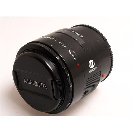 Minolta 50mm F2.8 AF Macro thumbnail