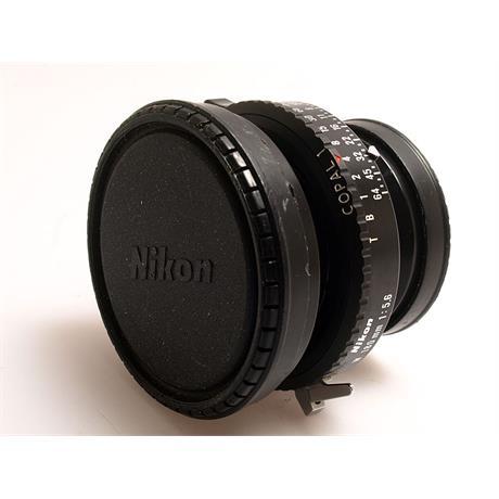 Nikon 180mm F5.6 W thumbnail