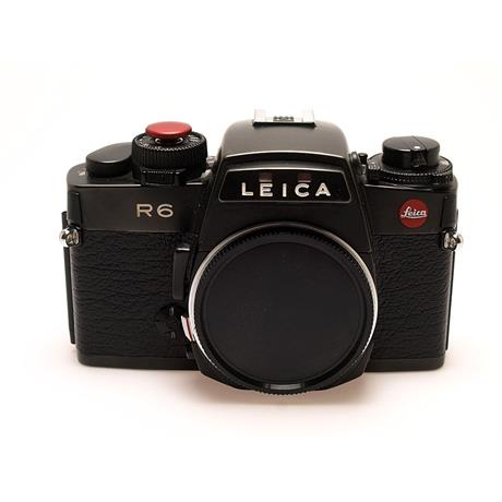 Leica R6 Black Body Only thumbnail