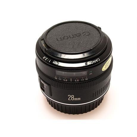 Canon 28mm F2.8 EF thumbnail