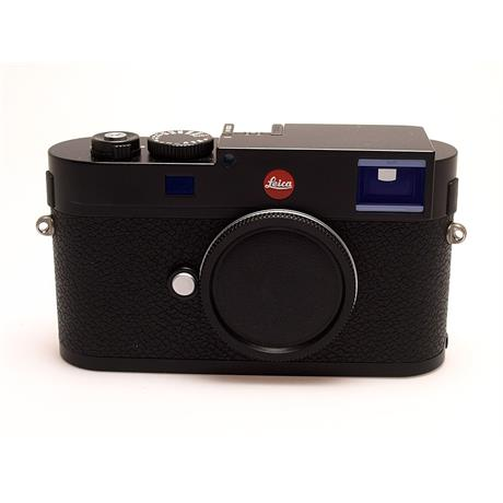 Leica M Black Body Only (TYP 262) thumbnail