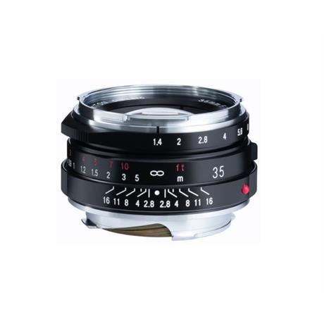 Voigtlander 35mm F1.4 VM II Nokton MC thumbnail