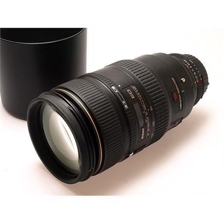 Nikon 80-400mm F4.5-5.6 AFD VR thumbnail