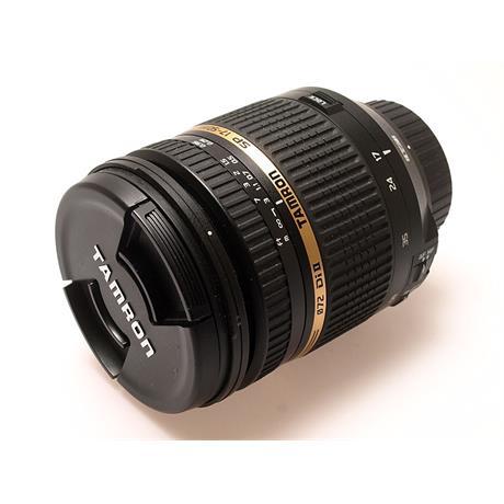 Tamron 17-50mm f2.8 XR Di II LD Asph IF VC – Ni thumbnail