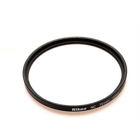 Nikon 72mm NC filter thumbnail